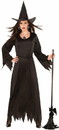 Black Magic Witch Costume Adult Women
