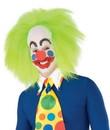 Forum Novelties FRM-76828-C Wild Lime Clown Costume Wig Adult Men