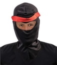 Forum Novelties FRM-76857-C Ninja Hood Costume Accessory Adult Men