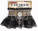 Forum Novelties FRM-76890-C Steampunk Choker Costume Accessory Teen/Adult Women