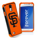 Forever Collectibles San Francisco Giants MLB Dual Hybrid 2-Piece Samsung Galaxy S4 Cover