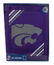 Forever Collectibles Kansas State University Wildcats NCAA iPad Soft Silcone Tablet Case