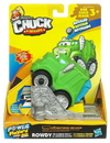 Hasbro Chuck & Friends Motorized Vehicle: Rowdy The Garbage Truck
