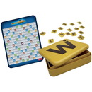 Hasbro HBR-A2058E180-C Words With Friends To Go Travel Size Game