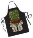 ICUP ICI-08682-C Star Wars Boba Fett Be The Character Apron
