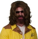 The Big Lebowski The Dude Costume Wig & Beard Kit One Size
