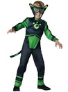Incharacter Wild Kratts Green Panther Child Costume