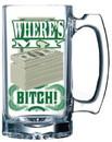 Just Funky Breaking Bad Where's My Money B*tch Beer Mug