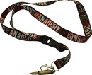 Just Funky Sons of Anarchy Logo Bullet Key Chain Lanyard