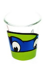 Just Funky Teenage Mutant Ninja Turtles Leonardo Clear Shot Glass