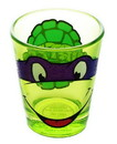 Just Funky Teenage Mutant Ninja Turtles Donatello Glitter Shot Glass