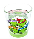 Just Funky Teenage Mutant Ninja Turtles Group Oversized 3oz Shot Glass