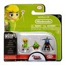Jakks Pacific Legend of Zelda Micro Figure Set: Link, Makar, Bokoblin