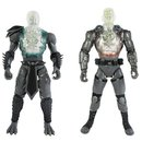 Jazwares, Inc. Mortal Kombat Internal Devastation X-Ray 2 Pack Reptile & Jax Figures