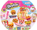 License 2 Play LTP-10737-C Beados Shopkins S3 Activity Pack Fast Food Diner