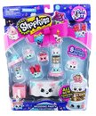 License 2 Play  LTP-56457-C Shopkins S7 Join the Party Theme Pack: Wedding Party Collection