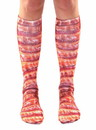 Living Royal LVR-4102K-C Bacon Photo Print Knee High Socks