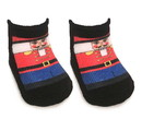 Nutcracker Baby Socks 0-6 Month
