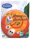"Monogram International  MNG-22248-C Disney's Frozen 1.5 Inch Button: ""Olaf Crazy For Summer"""