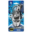 Monogram International MNG-45086-C DC Comics Batman Mask Pewter Key Ring