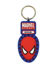 "Monogram International  MNG-67367-C Marvel Soft Touch PVC Key Ring: ""Spider-Man (Head) with Marvel Logo"""