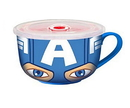 Monogram International Inc. Marvel Character Molded Coffee Mug Captain America