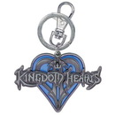 Monogram International MNG-80116-C Disney Kingdom Hearts Logo Blue Heart Key Ring