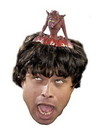 Morbid Enterprises Head Buster Costume Wig