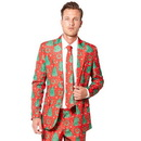 Opposuits Christmas Trees SuitMeister Men's Costume Suit