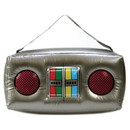 Paper Magic Group Yo Gabba Gabba Inflatable Boom Box Costume Accessory