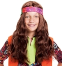 Paper Magic Group PMG-6571247-C:AN00 Long Hippie Child Costume Wig One Size
