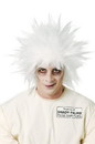 Paper Magic Group PMG-6574390_WHT-C Shock Treatment Mad Scientist White Costume Wig