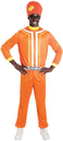 Paper Magic Group PMG-6809182M Yo Gabba Gabba! Dj Lance Rock Costume Adult