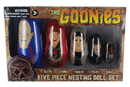 Promotional Partners Worldwide PPW-1868-C The Goonies 5-Piece Plastic Nesting Doll Set