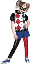 Princess Paradise DC Super Hero Girls Premium Harley Quinn Child Costume