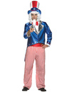 Rasta Imposta Uncle Sam Adult Standard Costume