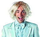 Rasta Imposta Dumb Dumber Harry Costume Accessory Wig