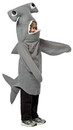 Rasta Imposta RSI-6495-1824-C Hammerhead Shark Child Costume