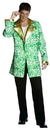 Rasta Imposta RSI-7676_01-C Money Man Costume Jacket Only Adult Standard