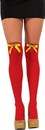 Rubies DC Comics Wonder Woman Costume Thigh Highs Adult One Size
