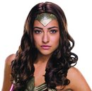 Rubies Dawn Of Justice Wonder Woman Deluxe Costume Wig Adult One Size