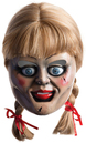 Rubies The Conjuring Annabelle Mask & Wig Costume Set One Size