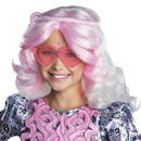 Rubies Monster High Frights, Camera, Action Viperine Child Costume Wig W/Headpiece
