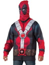 Rubies Marvel Deadpool Men's Costume Hoodie