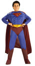 Rubies RUB-882302S Superman Deluxe Muscle Chest Child Costume