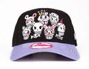 Tokidoki Women's Snapback Hat: More Cupcakes