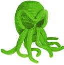 Toy Vault TVT-2031-C Cthulhu Knitted Ski Mask