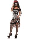 Underwraps Queen Of The Dead Adult Costume