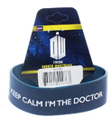 Underground Toys UGT-00976-C Doctor Who Rubber Wristband I'm The Doctor
