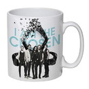 The Mortal Instruments City Of Bones Ceramic Mug I Am The Chosen